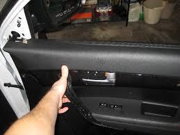 Kia Sorento 2015 Interior Sorento Interior Door Panel Removal Guide 047