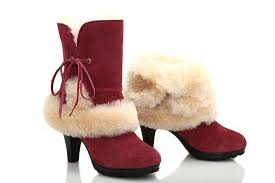 ugg boots womens heels s high heel boots