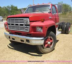 ford f700 truck 1983 ford f700 truck cab and chassis item d5606 sold tu