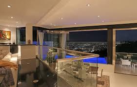 Modern Interior Design Los Angeles Modern Villa On Sunset Strip With Stunning Views