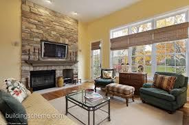 living room setup with tv centerfieldbar com