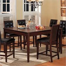 costco dining room furniture dining room table and chairs mixing woods wooden costco dining