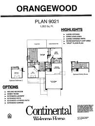 floor plans for orangewood models inside arizona traditions an