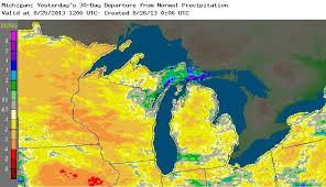 michigan u0027s average fall color dates