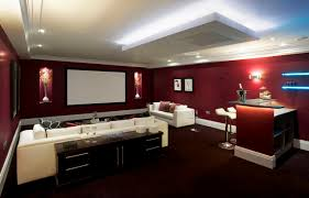 7 bold color ideas for your basement