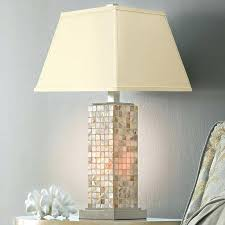 jcp table lamps home mother of pearl table lamp jcpenney tiffany
