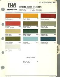 ppg automotive paint color chips do color schemes pinterest