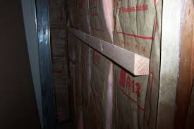 How To Soundproof Your Bedroom Door Soundproof Your Garage Walls Using My Cleat Method 9 Steps