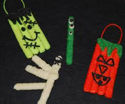 Crafts For Kids For Halloween by Wikki Stix Halloween Crafts For Kids Wikki Stix
