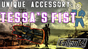 Fallout 4 Map With Locations by Fallout 4 Tessa U0027s Fist Legendary Power Armour Location Guide