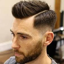 hard part hair men mid bald fade hard part spiky hair jpg