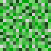 minecraft wrapping paper pixel fabric wallpaper gift wrap spoonflower