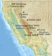 Map Of Death Valley Death Valley National Park California Travel To Eat