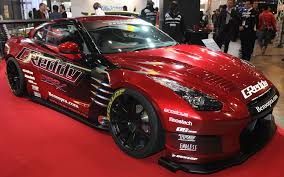 nissan altima coupe greddy exhaust a tour of the 2012 tokyo auto salon motor trend