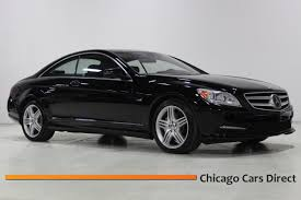 mercedes cl550 coupe chicago cars direct presents a 2012 mercedes cl550 4matic