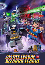 lego movie justice league vs lego dc comics super heroes justice league vs bizarro league