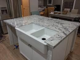 perfect kitchen island granite edges with chiseled edge juperana