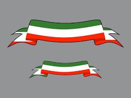 Italian And Mexican Flag Italian Ribbons