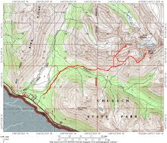 Alaska Topo Maps by Alaska Adventures By Trond Bird U0026 Nest Peak Combo