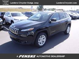 beige jeep cherokee 2018 new jeep cherokee latitude fwd at landers chrysler dodge jeep