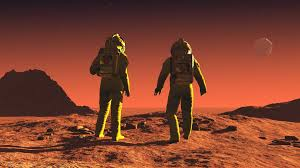 mars the race to put humans on the red planet