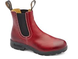 womens boots melbourne australia womens premium leather elastic sided casual boots blundstone