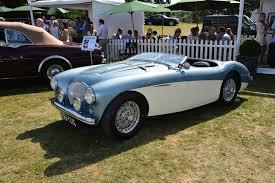 Classic Sports Cars - classic sportscars at salon prive live photos autoevolution