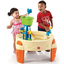 step2 busy ball play table best water sand tables for kids to buy in 2018 borncute