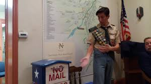 How To Dispose Of Old Flags Boy Scout U0027s Box Will Help Dispose Of Old Flags Newtownpanow Com