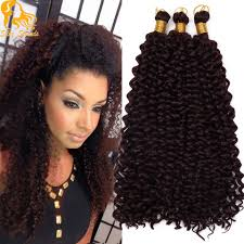 crochet braids with bohemian hair 14 inch curly crochet hair bohemian freetress crochet braids water