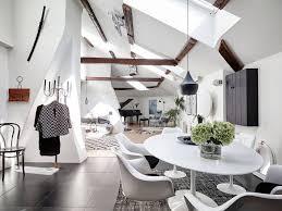 Attic Apartment Fantastic Attic Apartment For A Dreamy Monday Daily Dream Decor