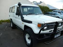 used toyota land cruiser for sale in sydney bushcer conversion