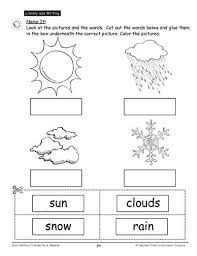 Kindergarten Weather Worksheets 75 Best Geography Stage 1 Images On Teaching Science