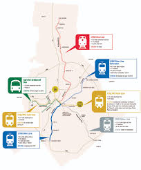 Atlanta Streetcar Map Transportation How To Avoid Becoming Atlanta Charlotte Magazine