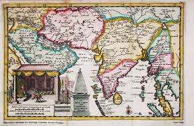 Indian Ocean Map Antiquemaps Fair Map View Rare Old Antique Map Of The Indian