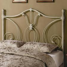 white metal headboard white metal headboard double ruby queen