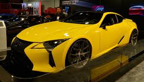 lexus lc 500 height world u0027s first customized lexus lc 500 flaunts styling and