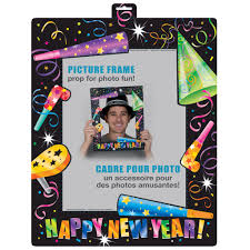 picture frame new years eve party photo booth prop new year u0027s