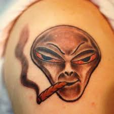 18 of the world u0027s greatest pot tattoos high times