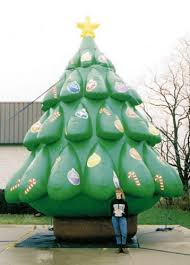 Christmas Decorations Outdoor Inflatable by Yolloy Large Outdoor Inflatable Christmas Decoration Tree For Sale