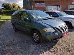 2006 chrysler town u0026 country