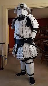 halloween costumes stormtrooper stormtrooper costume with a samurai spin adafruit industries