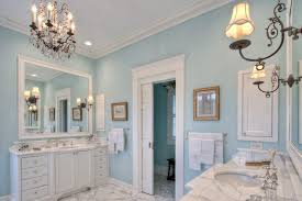 bathroom molding ideas door crown molding ideas bathroom farmhouse with light blue walls