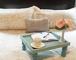 bed tray with legs etsy