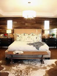 Bedroom With Red Accent Wall - bedroom bedroom accent wall tile in having different style by