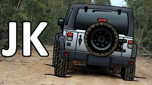 jeep artwork drawing a jeep wrangler jk youtube