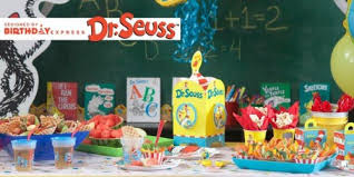 dr seuss party supplies a dr seuss party ideas from birthday express celebrate every