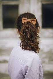 Simple Girls Hairstyles by Simple Ponytail Cute Hairstyles For Celebrity
