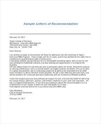 sample recommendation letters hitecauto us