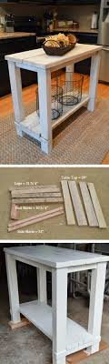 wooden kitchen island 15 easy diy kitchen islands that you can build on a budget